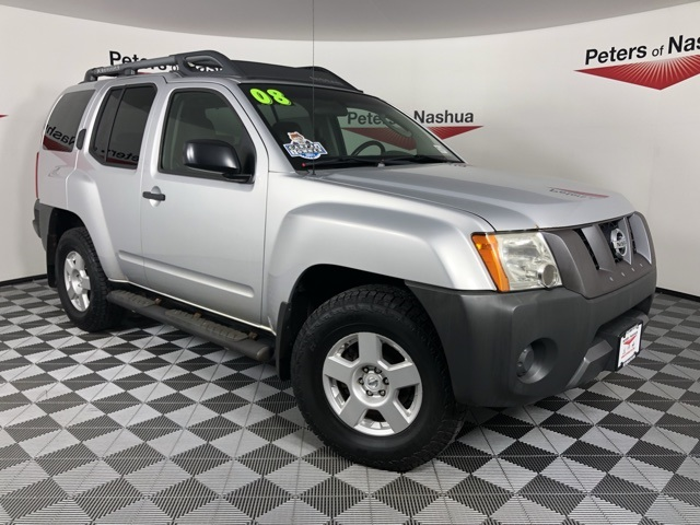 Pre-Owned 2008 Nissan Xterra S