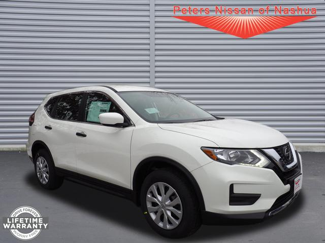 New 2018 Nissan Rogue S AWD S 4dr Crossover in Nashua #18N194 ...