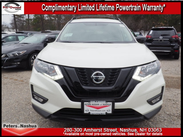 New 2018 Nissan Rogue SV 4D Sport Utility in Nashua #18N325 | Peters