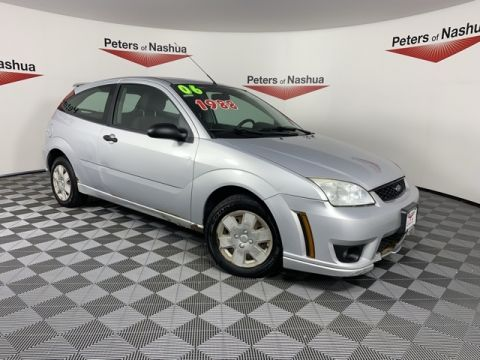 Pre-Owned 2006 Ford Focus ZX3