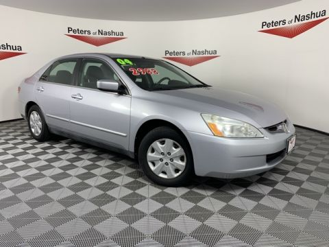 Pre-Owned 2004 Honda Accord LX