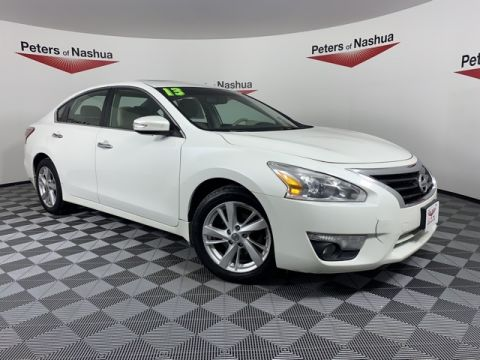 Pre-Owned 2013 Nissan Altima 2.5 SL