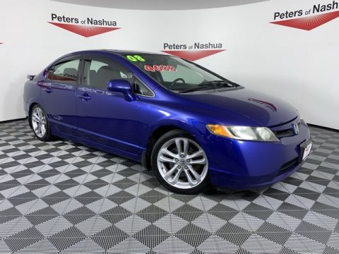 Pre-Owned 2008 Honda Civic Si