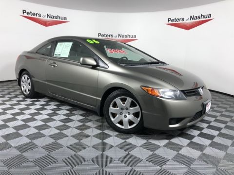 Pre-Owned 2006 Honda Civic LX