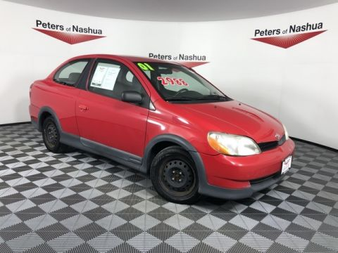 Pre-Owned 2001 Toyota Echo Base