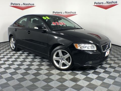Pre-Owned 2008 Volvo S40 2.4i